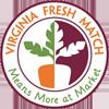 Virginia Fresh Match Logo