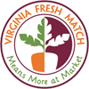 Virginia Fresh Match Logo